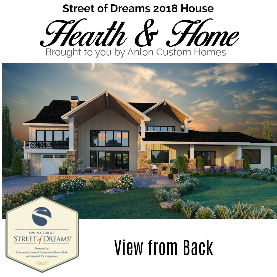 Street of dreams 2018 go realtor group for Street of dreams
